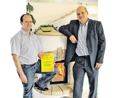 Martin Greisberger und Thomas Schiffert
